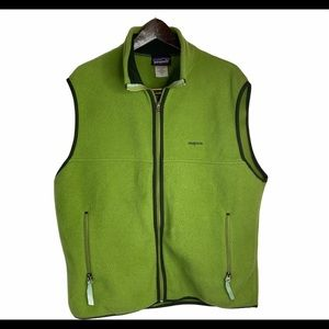 Patagonia Synchilla Full Zip Vest